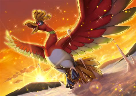 Ho oh images Ho Oh, The Rainbow Pokemon HD wallpaper and
