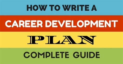 how to write anything a complete guide books career development plan