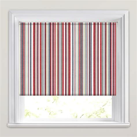 red bathroom blinds classic thin vertical striped roller blinds in red black