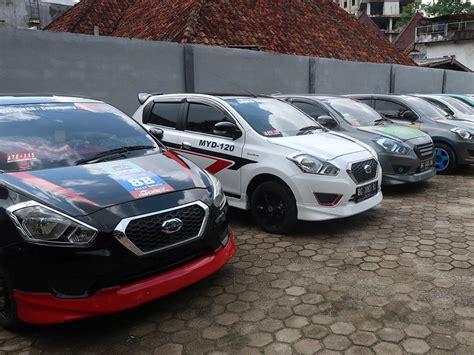 Berita Modifikasi Mobil by Datsun Dukung Dunia Modifikasi Indonesia Berita Otomotif