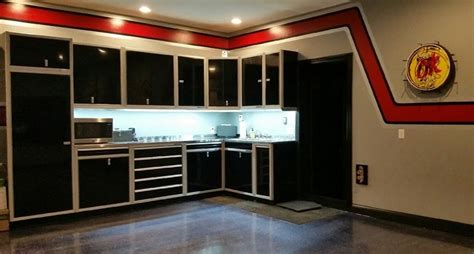 how to aluminum cabinets gallery of garage shop aluminum cabinets moduline part 2