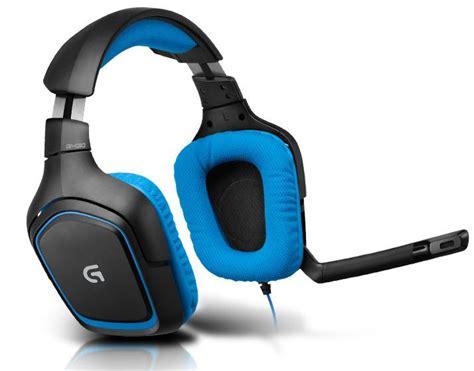 G430 Gaming Headset Logitech G430 Surround Sound Gaming Headset 981 000538