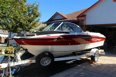 fish and ski boats for sale california bayliner 185 fish n ski boats for sale boats