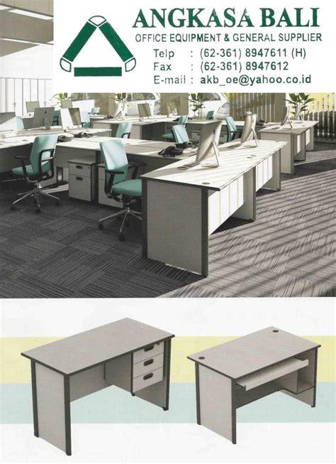 Meja Kantor Modern meja kantor murah bali angkasa bali di bali toko furniture