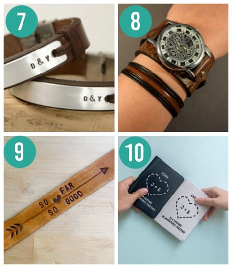 3rd Wedding Anniversary Gift Ideas Leather by Ideas For Wedding Anniversary Gifts By Year The Dating Divas
