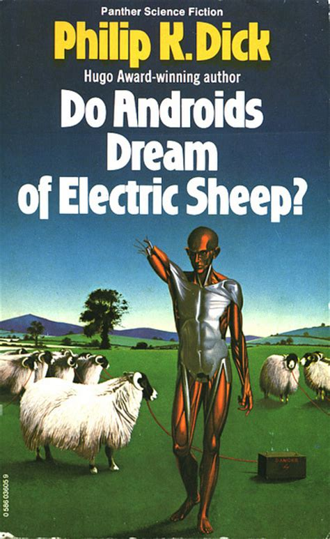 do androids do androids of electric sheep
