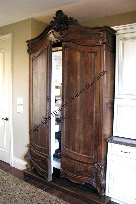 Armoire Refrigerator by Best 25 Armoire Ideas On Furniture Furniture Uk And Shabby