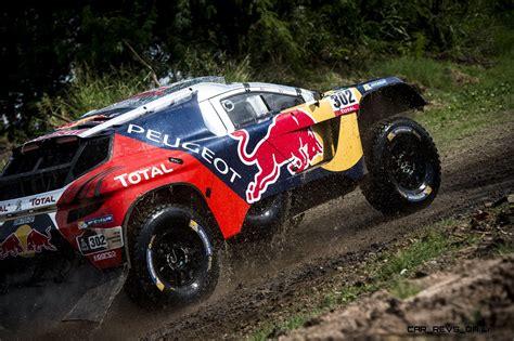 peugeot dakar 2016 rally dakar 2016 peugeot dkr16 bull 31