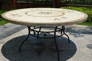 Marble Patio Table Mosaic Marble Garden Patio Table 3 Quot Luxor