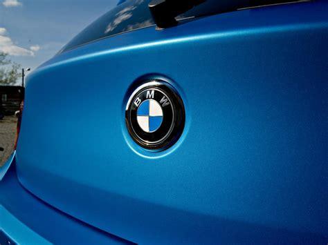 Folie Blau Matt by Vollfolierung Inkl Einstiege Bmw 116i 3m 1080 M227