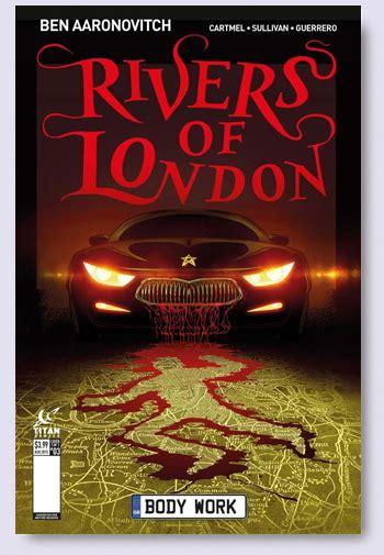 rivers of london body work 3 out tomorrow zeno agency ltd