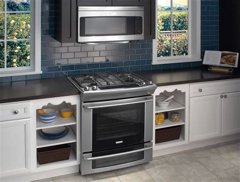 pros and cons of slide in ranges versus cooktop and oven choosing between a freestanding or slide in range