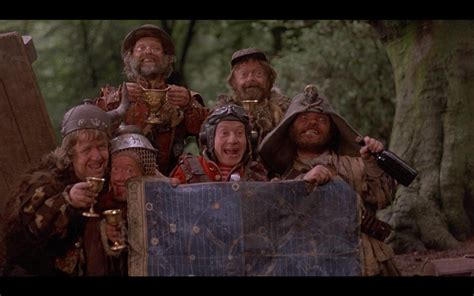 film comedy history time bandits the little theatre