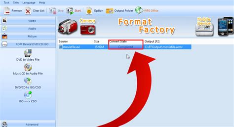 format factory wikipedia how to make a wav file from a cd with format factory 6 steps