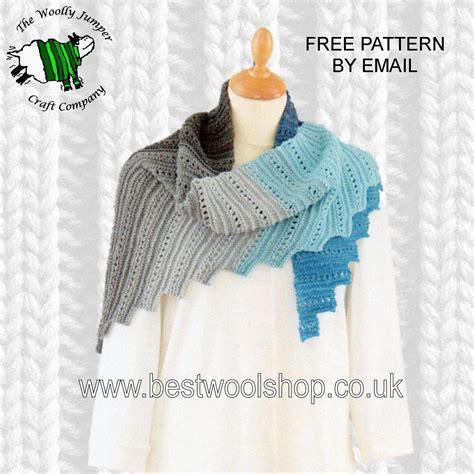 scarf pattern dk yarn 204 deep blue sea sirdar colourwheel dk 150g ball