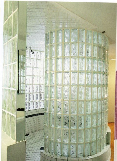 Lovely glass blocks Shower Ideas Pinterest Glass blocks, Glass and Bathroom stuff