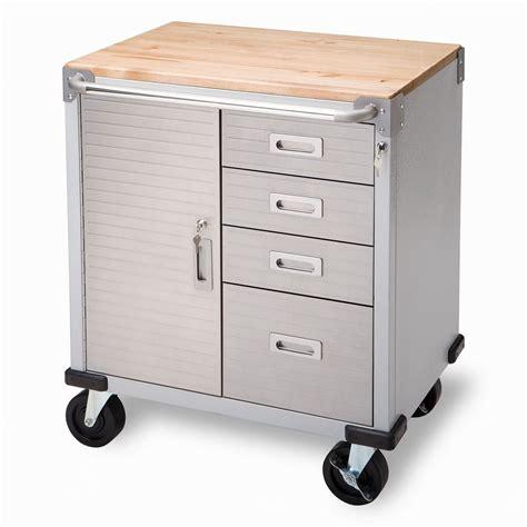Site Cabinets Garage Tool Box Bearing Drawers Rolling Storage