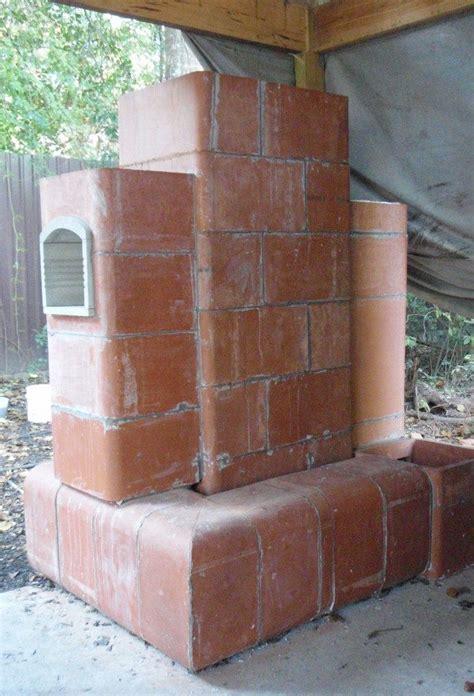 rocket masonry heater castle build kit castles