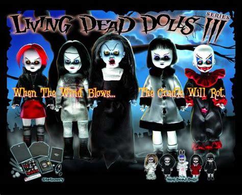 lottie doll wiki category series 3 living dead dolls fandom powered by