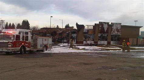 Boston Pizza Ottawa St Kitchener by Destroys Lethbridge Restaurant Ctv Calgary News