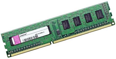Ram Pc Ddr3 2gb 10600u Kingston kingston acr256x64d3u1333c9 2gb 1333mhz pc3 10600u ddr3 1333 240 pin dimm desktop memory ram