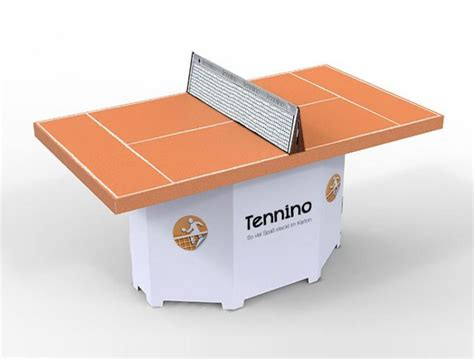 how to put together a ping pong table tennino a self assemble cardboard ping pong table