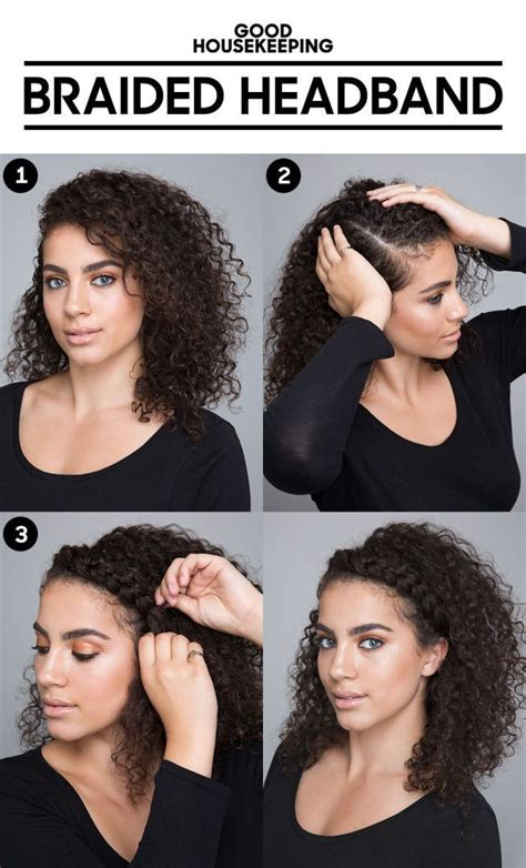 Hairstyles To Do With Curly Hair by 1000 Ideas About Curly Hair On