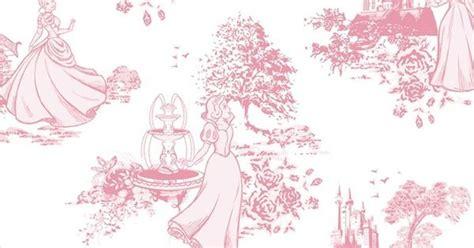 disney wallpaper amazon disney princess toile pink wallpaper amazon co uk diy
