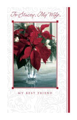printable christmas cards for my wife wife is best friend greeting card christmas printable