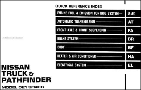 94 nissan pathfinder stereo wiring diagram 94 nissan