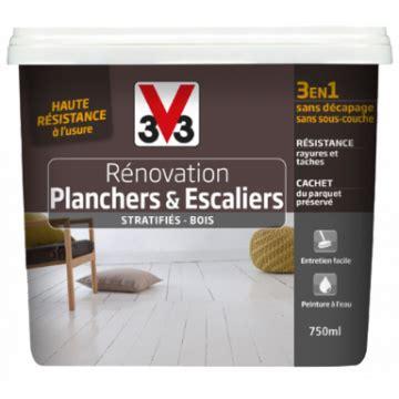 Teinter Peinture Blanche by Peinture R 233 Novation Planchers Escaliers Satin