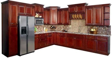 cherry mahogany kitchen cabinets i like all the space and all the cabinets i want the