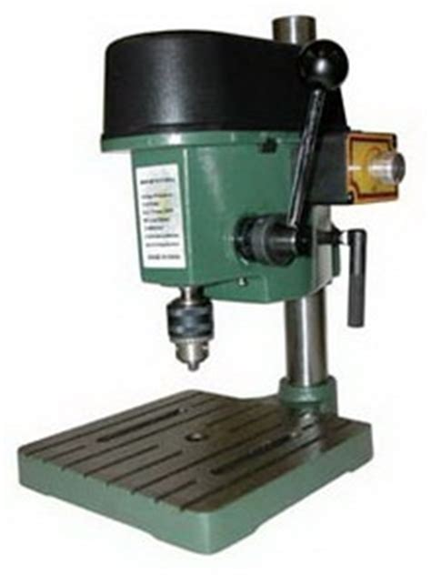 bench top press bench top drill press with variable speed grobet