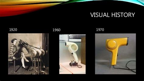 Hair Dryer History the history of the hair dryer by ema bilaver
