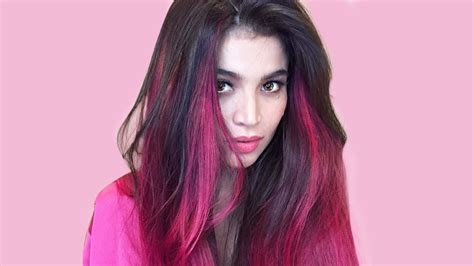 how to get curtis hair color anne curtis new hair color is shocking pink preview