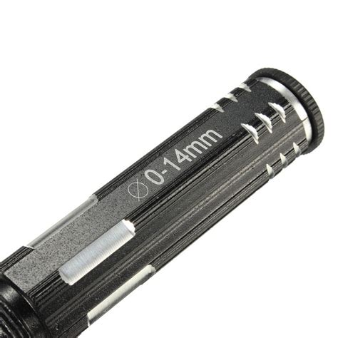 Cpv Golden Medium Reamer 0 12mm 1 4 12mm titanium steel alloy multi level reamer reaming tool with cap alex nld