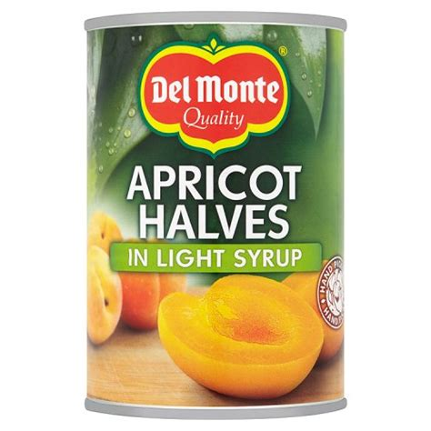 Wilmond Halves In Syrup Canned monte apricot halves in syrup