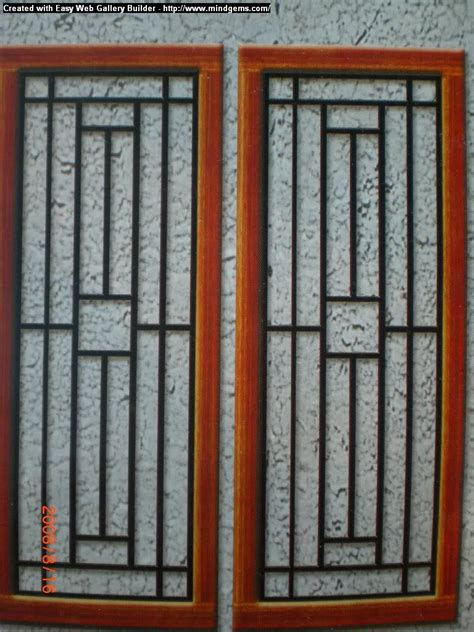Contoh Gambar Model Teralis Rumah Minimalis ~ Kamar Minimalis