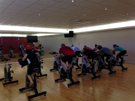 rolls royce leisure association derby free indoor cycling class at rolls royce leisure rolls