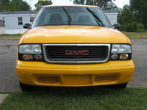 old car owners manuals 2004 gmc sonoma user handbook 1998 gmc sonoma regular cab specifications pictures prices