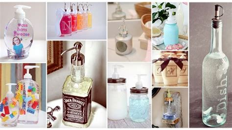 d i y projects craft ideas 11 diy soap dispensers to dress up your sink diy