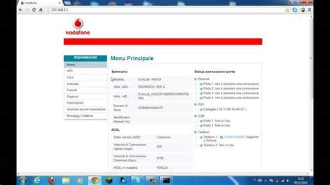 porte vodafone station tutorial apertura porte router vodafone station port