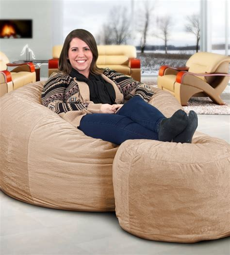 micro suede theater sack bean bag chair oversized bean bag chairs furniture comfy bean small boy