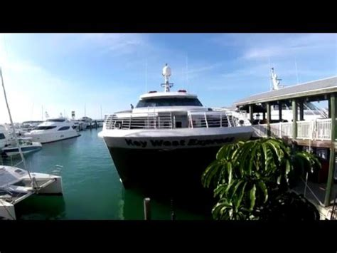 key west boat trip from ft myers key west express trip fort myers beach video doovi