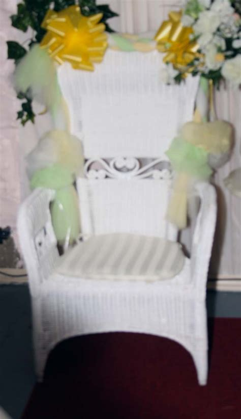 baby shower bench rental chairs glenwood party rental the one in party rental