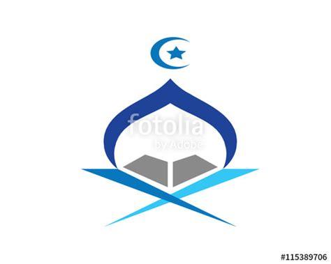 free quran logo design quot modern mosque logo symbol quran night quot stock image and