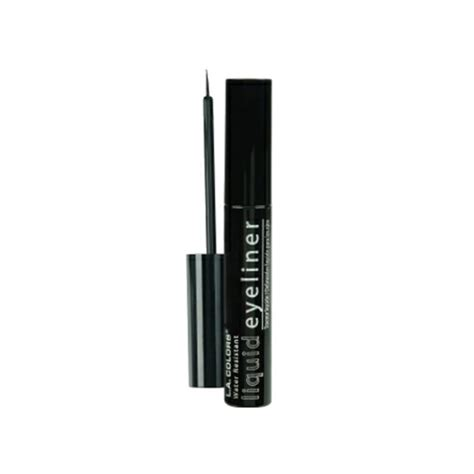 la colors eyeliner la colors liquid eyeliner black makeup from base uk
