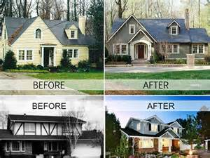 home remodel before and after amazing before and after home renovations 17 pictures