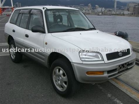 Toyota Used Cars In Japan Used Cars Toyota Rav4 From Japan Buy Used Car Japanese