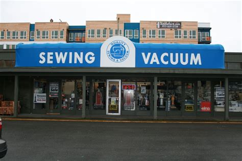 quality sewing vacuum hobby shops ballard seattle